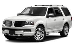 New 2017 Lincoln Navigator Exterior