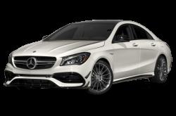 New 2017 Mercedes-Benz AMG CLA 45