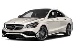 New 2017 Mercedes-Benz AMG CLA 45
