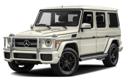 New 2017 Mercedes-Benz AMG G 63
