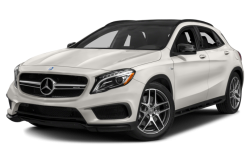 New 2017 Mercedes-Benz AMG GLA 45