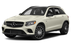 New 2017 Mercedes-Benz AMG GLC 43