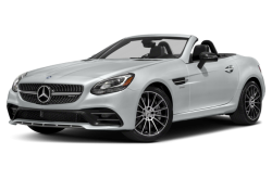 New 2017 Mercedes-Benz AMG SLC 43