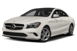 New 2017 Mercedes-Benz CLA 250