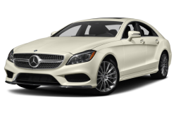 New 2017 Mercedes-Benz CLS 550