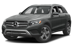 New 2017 Mercedes-Benz GLC 300