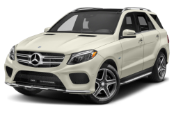 New 2017 Mercedes-Benz GLE 550e