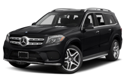 New 2017 Mercedes-Benz GLS 550
