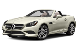 New 2017 Mercedes-Benz SLC 300