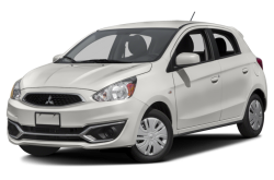 New 2017 Mitsubishi Mirage