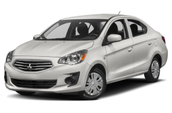 New 2017 Mitsubishi Mirage G4