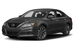 New 2017 Nissan Altima