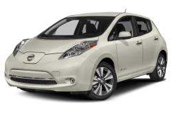 New 2017 Nissan LEAF