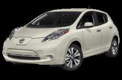 New 2017 Nissan LEAF Exterior