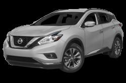 New 2017 Nissan Murano