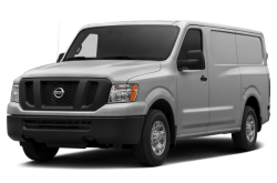 New 2017 Nissan NV Cargo NV1500