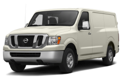 New 2017 Nissan NV Cargo NV2500 HD