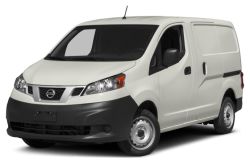 New 2017 Nissan NV200