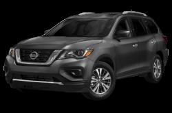 New 2017 Nissan Pathfinder Exterior