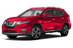 New 2017 Nissan Rogue Hybrid