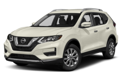 New 2017 Nissan Rogue