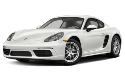 New 2017 Porsche 718 Cayman