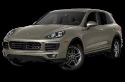 New 2017 Porsche Cayenne E-Hybrid