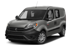 New 2017 RAM ProMaster City