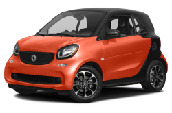 New 2017 smart fortwo