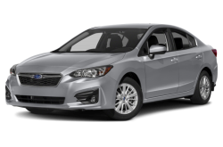 New 2017 Subaru Impreza