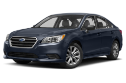 New 2017 Subaru Legacy Exterior
