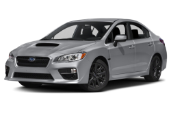 New 2017 Subaru WRX