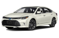 New 2017 Toyota Avalon Hybrid
