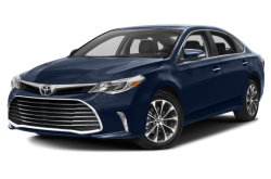 New 2017 Toyota Avalon