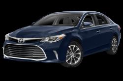 New 2017 Toyota Avalon Exterior