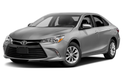 New 2017 Toyota Camry