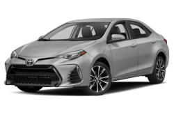New 2017 Toyota Corolla Exterior