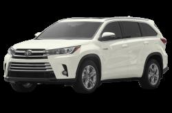 New 2017 Toyota Highlander Hybrid