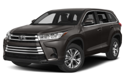 New 2017 Toyota Highlander