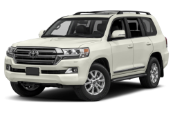 New 2017 Toyota Land Cruiser