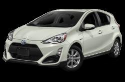 New 2017 Toyota Prius c