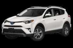 New 2017 Toyota RAV4 Hybrid