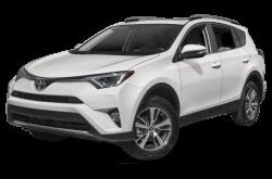 New 2017 Toyota RAV4