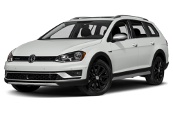 New 2017 Volkswagen Golf Alltrack