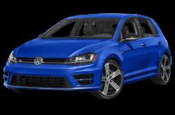 New 2017 Volkswagen Golf R