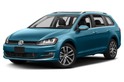 New 2017 Volkswagen Golf SportWagen