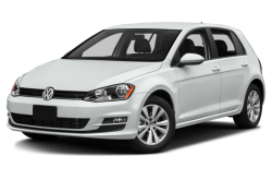 New 2017 Volkswagen Golf
