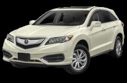 New 2018 Acura RDX