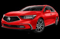 New 2018 Acura RLX Sport Hybrid
