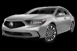 New 2018 Acura RLX Exterior